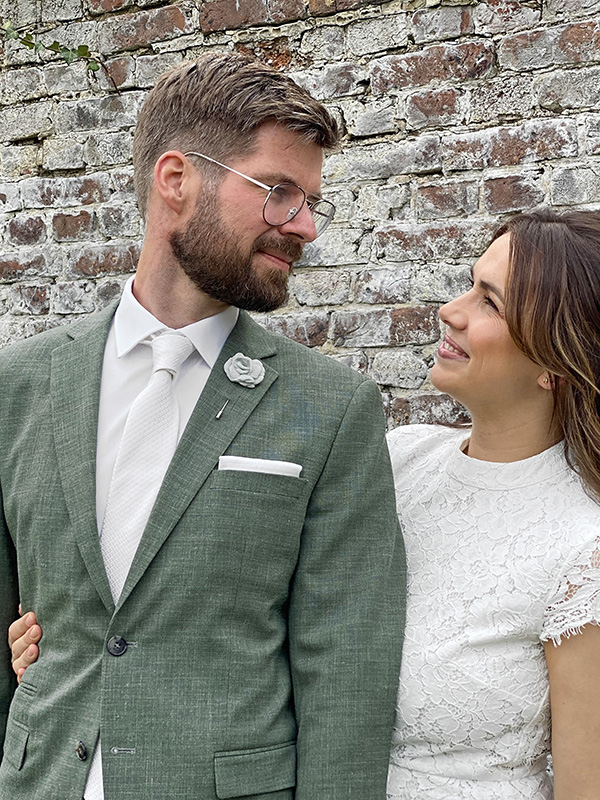 Es ist wieder Zeit für eine (große) Hochzeit!
